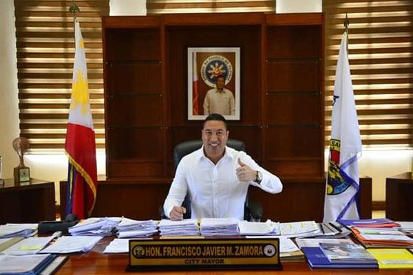 San Juan City Mayor Francisco Zamora