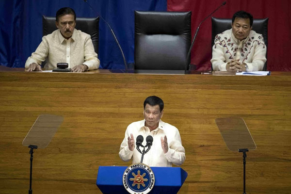 President Rodrigo Duterte / PCOO