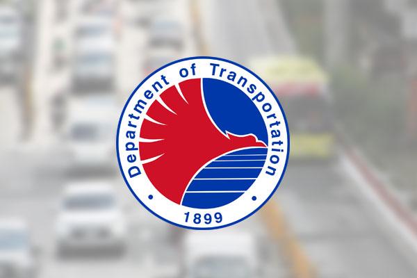 Department of Transportation (DOTr) / Rainier Eubra