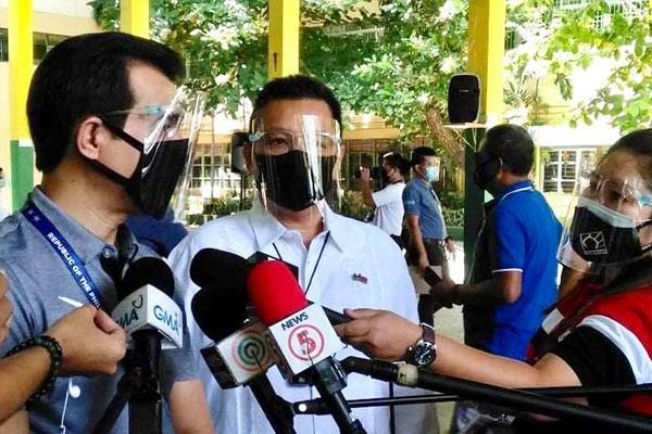 Photo Courtesy of USEC Alain Pascua Facebook page