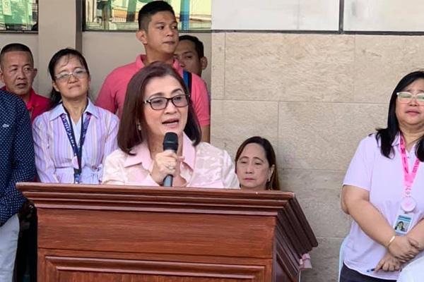 Pasay City Mayor Emi-Calixto Rubiano