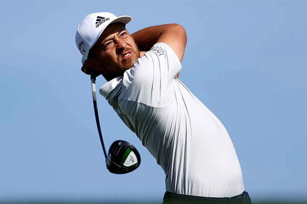 Xander Schauffele is on one of the PGA Tours hottest streaks in the early portion of 2021. / Getty Images