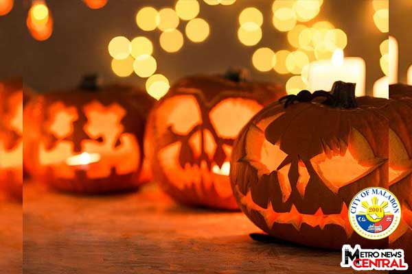 Have a spooky halloween in Malabon!