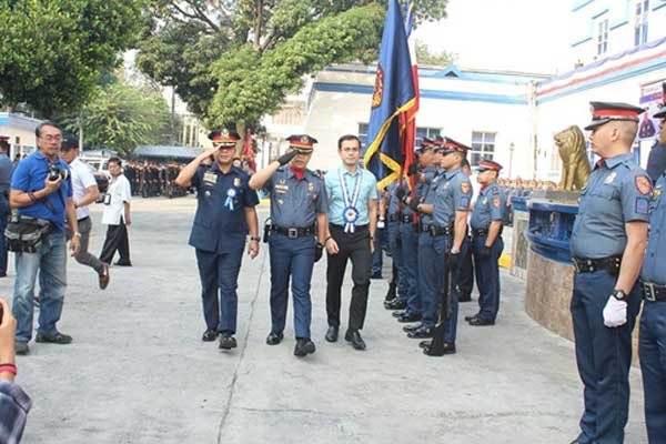 Manila Police District celebrates its 119th Founding Anniversary with Mayor Francisco Domagoso / Facebook / Manila Police District