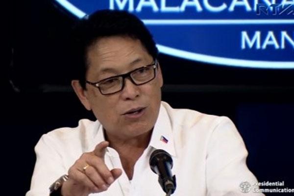 Labor Secretary Silvestre Bello III / PCOO