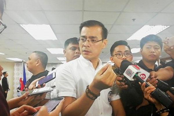 Manila City Mayor Francisco