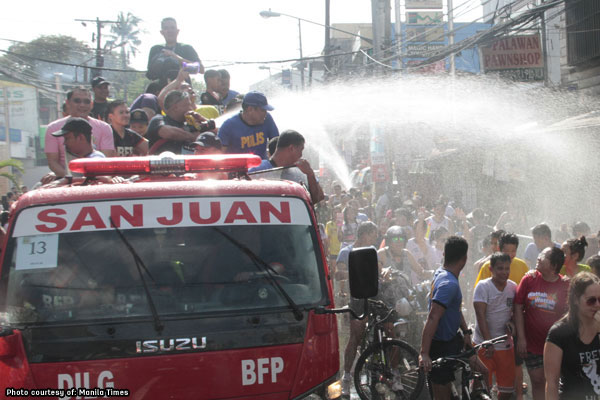 San Juan festival to be watered down