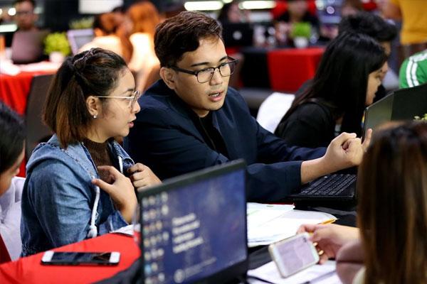 Taguig Sangguniang Kabataan representatives / Taguig PIO