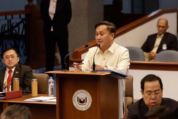 Senator Francis Tolentino
